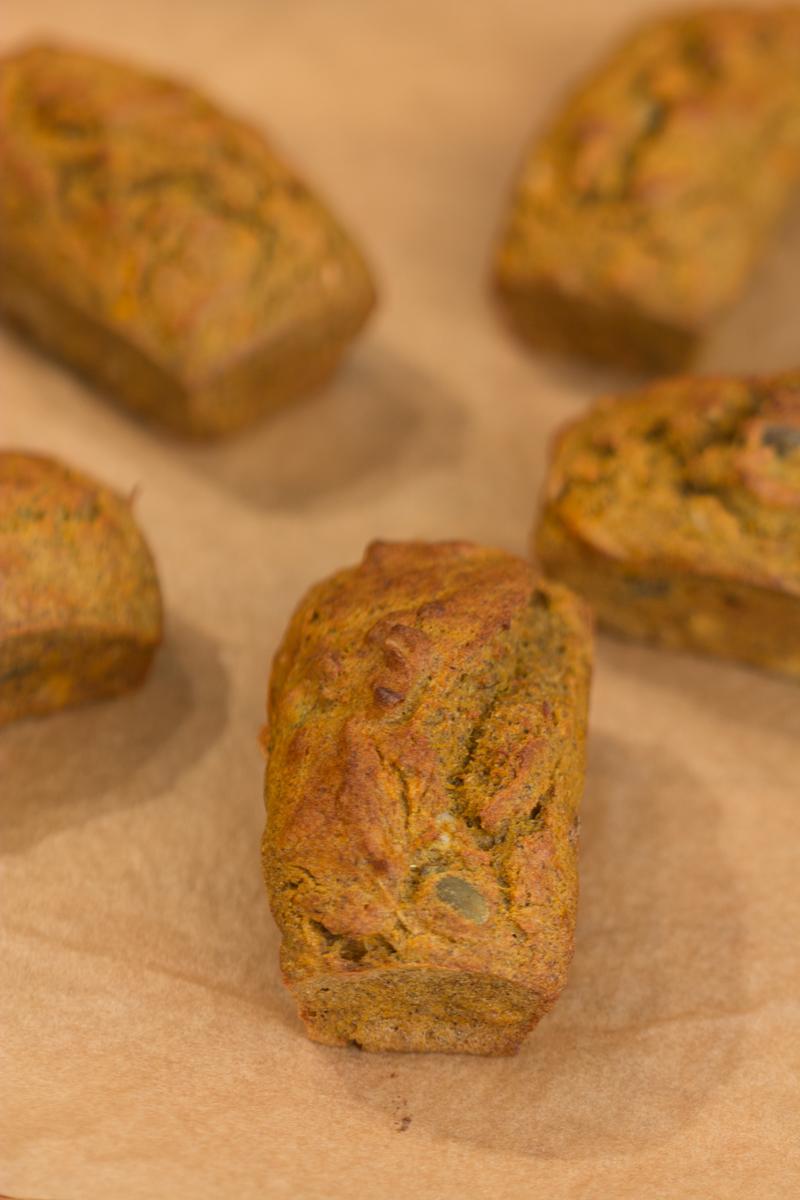 Muffins d'été sans gluten