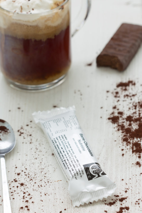 barre nutréine chocolat